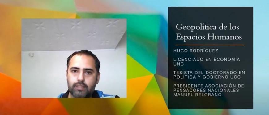 Curso: Geopolítica de los Espacios Humanos (orígenes)
