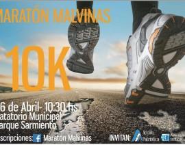 Maratón por Malvinas 10 K